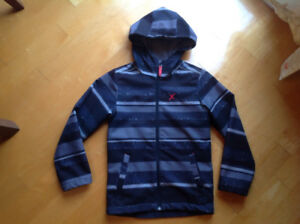 Manteau d'automne/printemps grandeur M (7-8 ans)