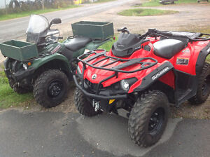 USED ATV'S IN EXCELLENT CONDITION!!