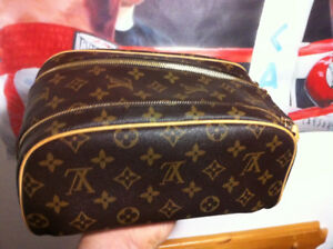 Louis Vuitton toiletry bag new