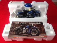 Franklin Mint 1948 Harley Davidson The First Panhead
