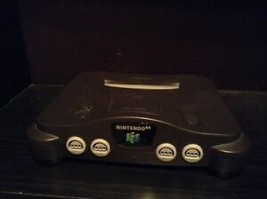 *Mint* N64 1 game 1 controller and all cables