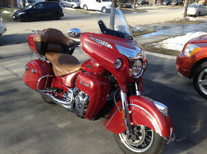 2015 Indian Roadmaster Touring Bike - PRICE REDUCED BY $1,300