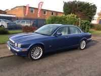 At Hurricane Jaguar XJ Executive TDVI 2.7 Diesel Automatic VGC More Jags in Stock