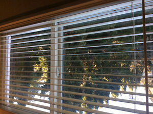 2 INCH BLINDS=====WOOD AND FAUXWOOD