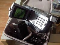 Sony digital handycam 700xdigital zoom optical25x dcr-trv340e pal