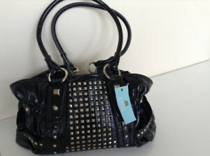Gorgeous Black Studded Bag – BRAND NEW WITH TAGS