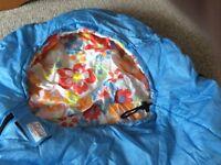 Cath Kidston Camping Eurohike Sleeping Bag