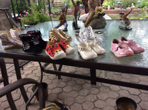 BABY GIRLS SHOES/BOOTS - 12 TO 36 MTHS