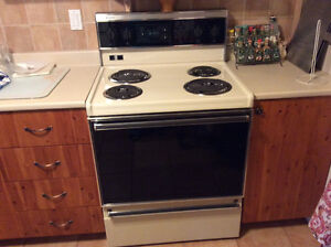 Stove, cooking, Brand  name: Frigidaire