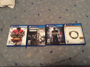 Selling PlayStation 4 games