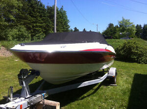 185 Bayliner with low hours