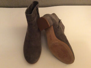 Vince Camuto Suede Short Boots size 5.5M