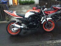 Fazer 600 Streetfighter £1200 ONO or swap for K75/100
