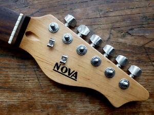 Guitar Neck Loaded