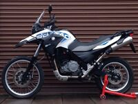 BMW GS G650 SERTAO ABS 2015. Only 1809miles. Delivery Available *Credit & Debit Cards Accepted*