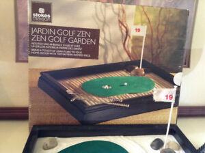 Golf Zen Garden