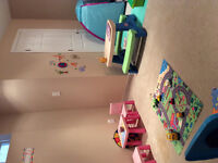 Home day care in upper country club area.