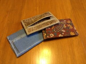 New Hand Crafted Wallets Stratford Kitchener Area image 2