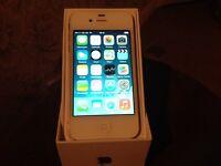 iPhone 4 -16gb unlocked.