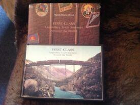 Legendary Train journeys Book