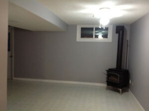 West end - basement apartment
