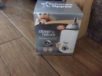 Tommie tippee closer to nature bottle warmer