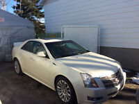 Cadillac 2010 CTS Premium 3.6 l.      Groupe performance