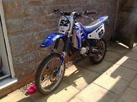 Dirt bike YZ85