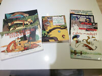 CALVIN AND HOBBES 8 LIVRES