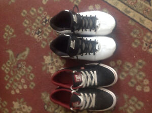 Assorted boy's name brand sneaker's $10 each