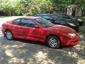 2003 Pontiac Sunfire Familiale