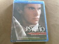 American Psycho BluRay new/sealed