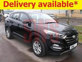 2016 Hyundai Tucson SE Nav B-Drive 2WD 1.6 DAMAGED REPAIRABLE SALVAGE