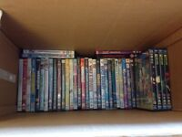500+ DVDs for sale need gone
