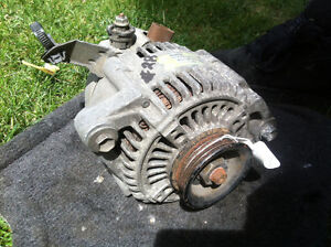 2001-05 Toyota Echo 1.5L alternator, #28