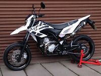 Yamaha WR 125x 2014. Delivery Available *Credit & Debit Cards Accepted*