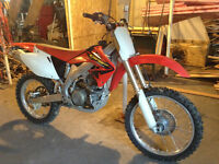 2003 CRF 450R for swap / trade
