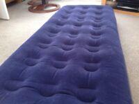 Single air bed