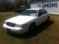 2009 CROWN VIC - $2600 TAX INCLUDED DRIVE IT AWAY!