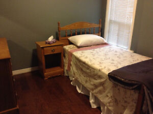 Furnished Room Available in Quiet, Clean, Renovated Home