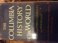 The Columbia History of the World-by:John A.Garraty