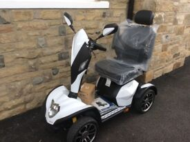 BRAND NEW DRIVE COBRA MOBILITY SCOOTER, 12mth warranty.