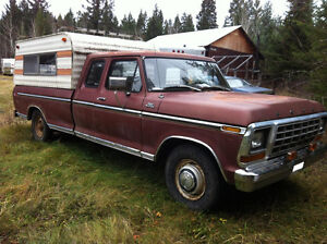 1979 Ford F-250, 351 Cleveland w C4 Transmission, 300 Inline 6's