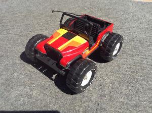 Tonka Dune Buggy Jeep vintage