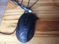 Roccat Kobe xtd laser gaming mouse wired