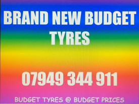 New Budget Tyres