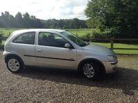 Vauxhall Corsa Sxi 1.2 54 plate