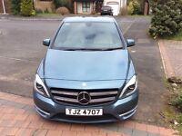 2012 Mercedes Benz B180 CDI blueffiency