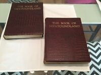 Book of Newfoundland Vol 1 &11