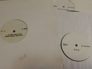 Tribe Called Quest & Phife Dawg 12-inch vinyl records promo